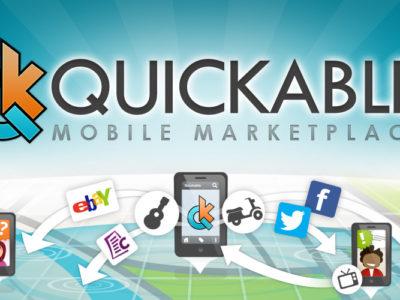 Quickable Mobile Marketplace