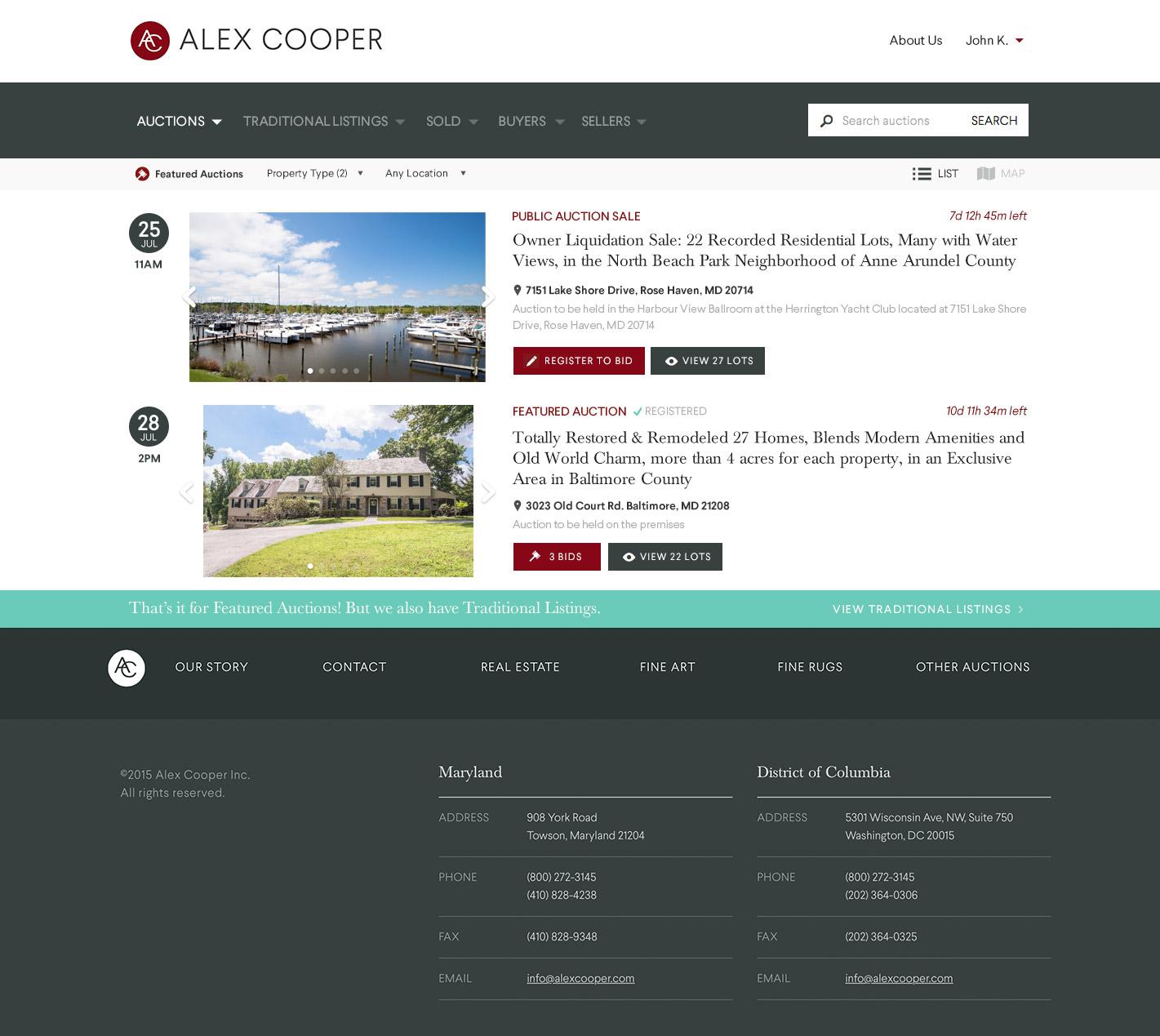 Website is still under development (November 2016)