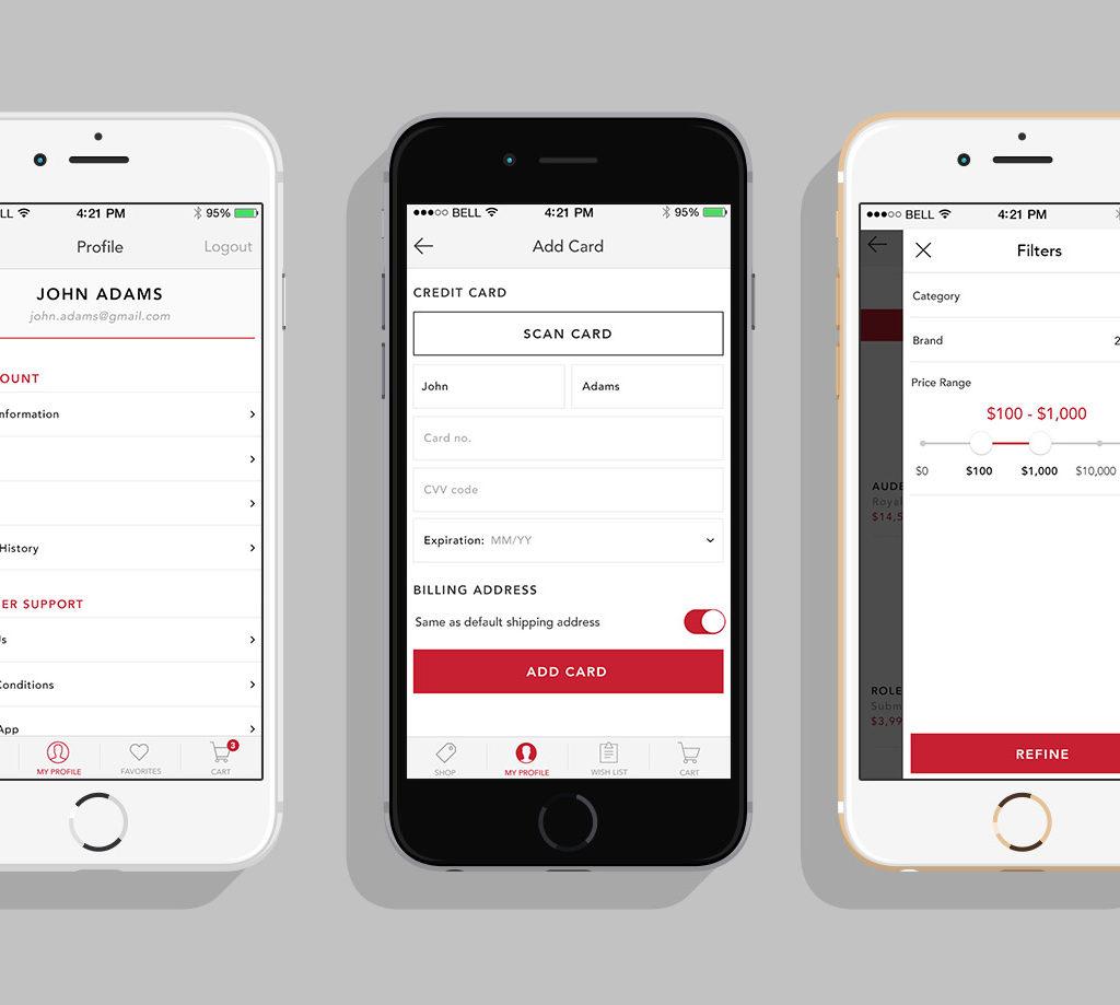 Mockup Retail App 3