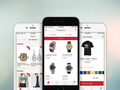 Retail App Project