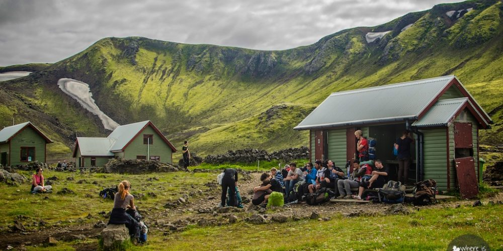 Stay Over In Iceland